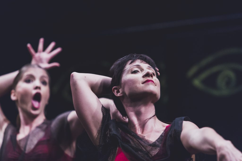 Prizor iz predstave Oh Sweet Something (Foto: Bojan Haron)